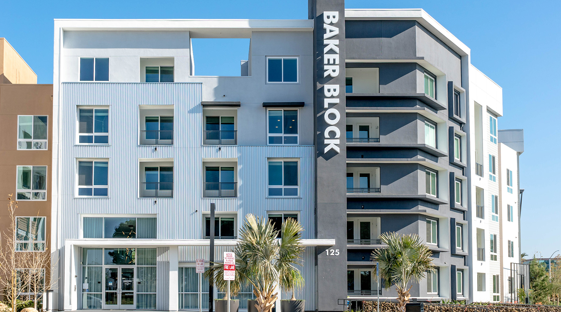 Baker Block Apartment, Costa Mesa, CA